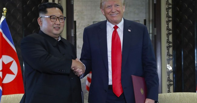 New Poll: Majority of Americans Wanted President Trump to Meet With Kim Jong Un