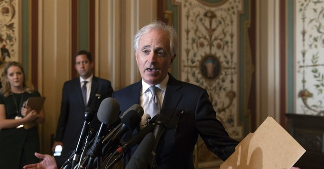 The Symbolic Corker Amendment Against Trump's Tariffs