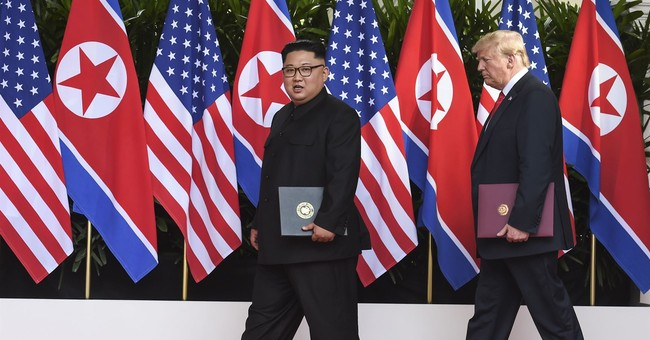U.S., South Korea, Japan vow to work on North Korean denuclearization