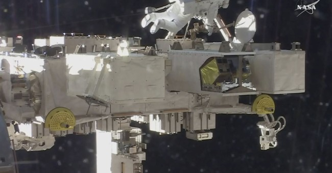Cruz Is Right About the International Space Station