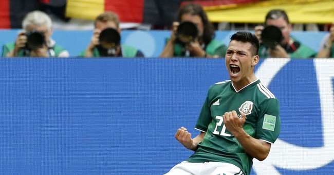 Sports Are Awesome 'Earthquake&#39 Detected in Mexico City After World Cup Goal