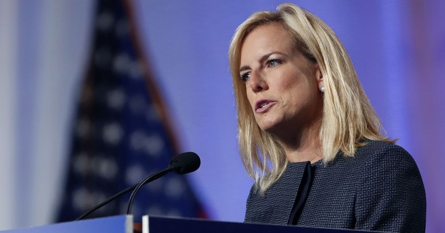WATCH: DHS Secretary Accosted by Socialists at DC Restaurant