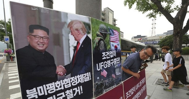 President Trump's Summit With Kim Jong Un is Another Win for America