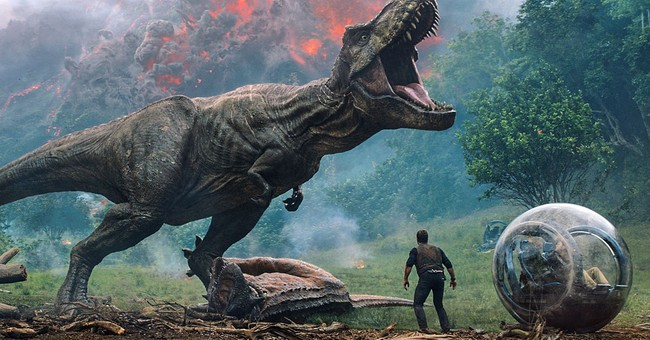 Review -- The Uneven 'Jurassic World: Fallen Kingdom' Has Its moments