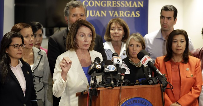 Pelosi: I Don't Know Why People Aren't Revolting...That We're Enforcing Immigration Laws