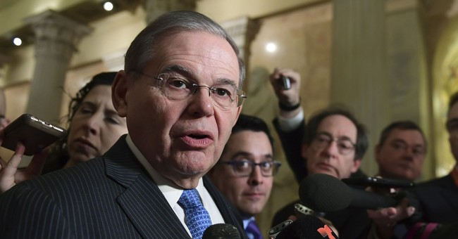 The DOJ Is Retrying Bob Menendez