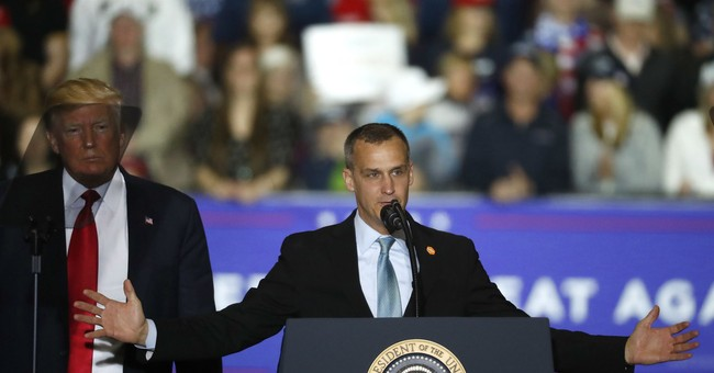 Corey Lewandowski Said He Warned Trump Campaign About Cohen