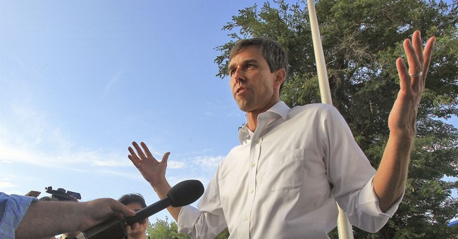 Beto O'Rourke Pins Himself In Corner Over Drunk Driving Claim