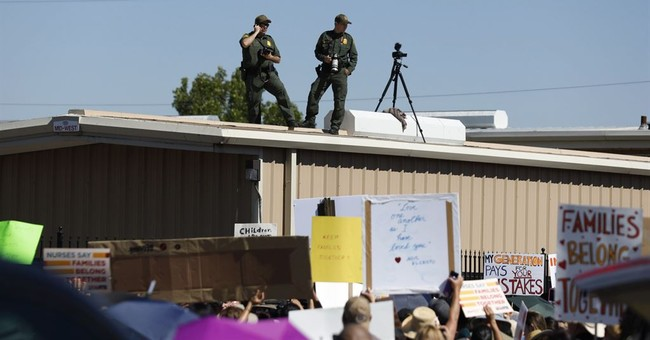 Family immigration detention centers could be at capacity within days