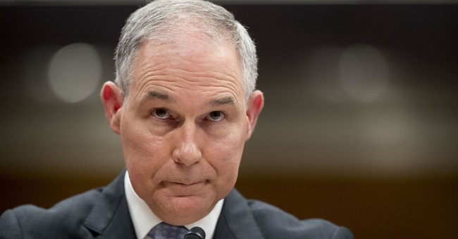 So Long, Scott Pruitt. We Knew You All Too Well