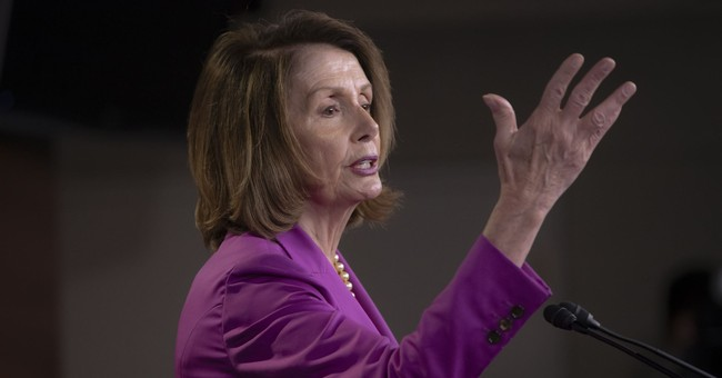 Pelosi Warns Against Trump Impeachment Talk, Dismisses Critics of Her Leadership as 'Inconsequential'