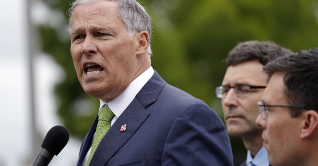 Gov. Jay Inslee Suggests Voters Responsible For Rising Gas Emissions in Washington State