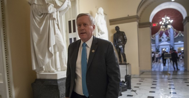 Mark Meadows Resigns from Congress to Officially Become White House Chief of Staff