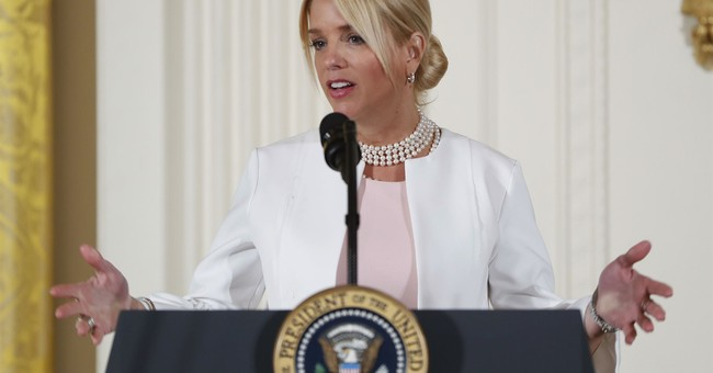 Fighting Impeachment: Pam Bondi to Officially Join White House Team