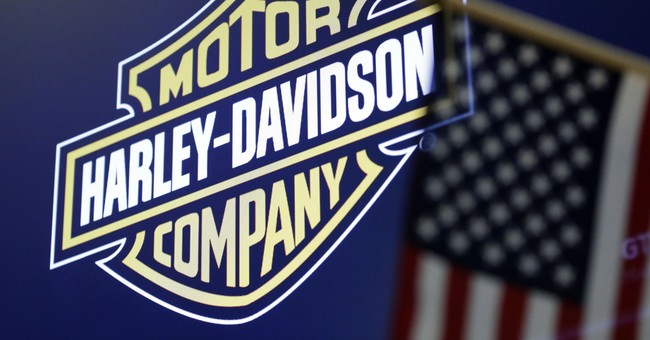 Trump threatens Harley-Davidson with tax