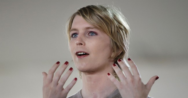 Chelsea Manning released from jail following contempt charge