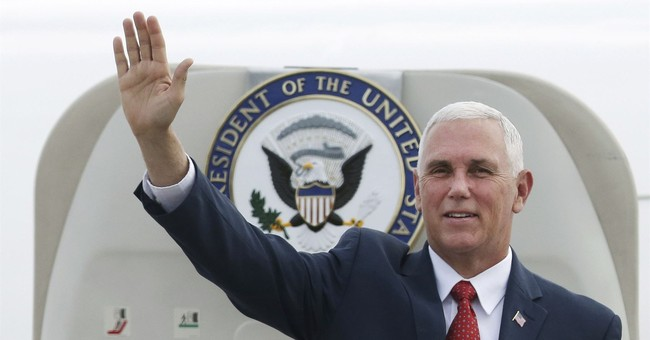 Vice President Pence: We Will Never Abolish ICE, These Agents Are Heroes