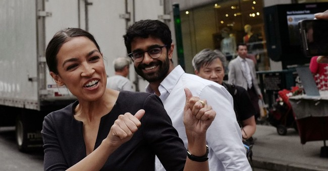 Wait–This Is Why Alexandria Ocasio-Cortez Shut Down The Press At A Town Hall Event?