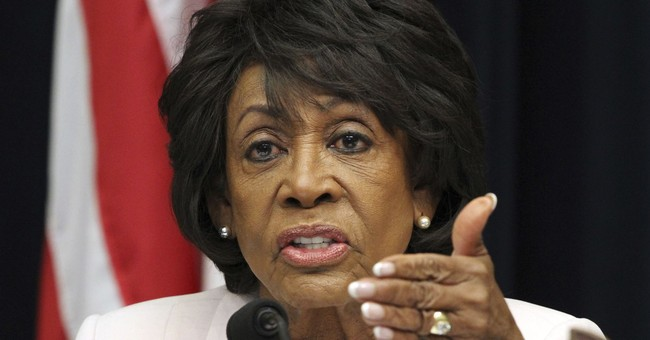 Maxine Waters Wants to Nullify Your Tax Break