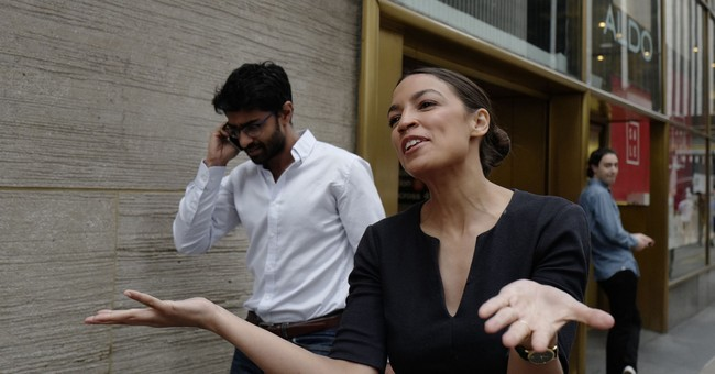 Ocasio-Cortez Accuses Crowley of Waging Third Party Campaign Against Her