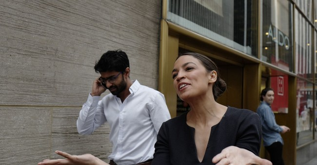 Hypocrite: Report Shows Ocasio-Cortez's Massive Fossil Fuel Consumption Despite Green New Deal Demands