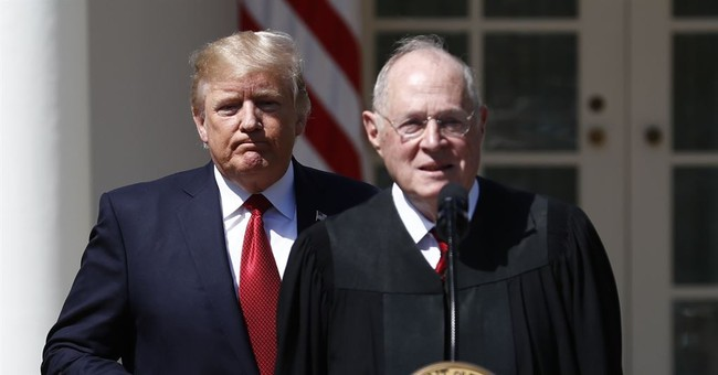 Flashback: That Time The NYT Editorial Board Pleaded With Justice Kennedy To Not Retire...HA HA HA