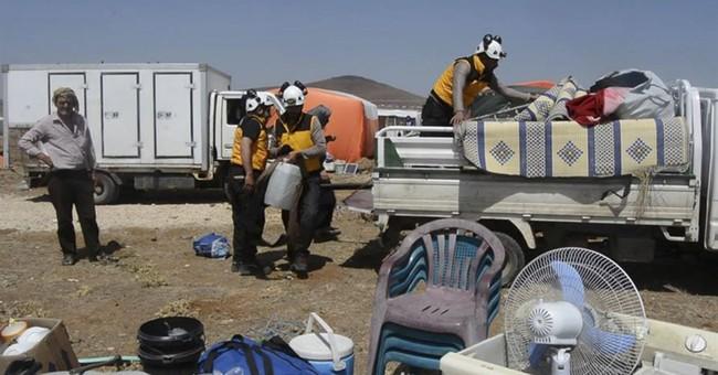 Resettlement of Syrian White Helmets Deserves Greater Scrutiny