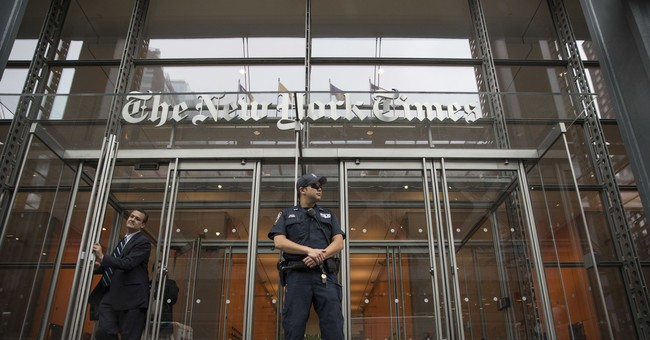 New York Times Reassigns Reporter After Her Affair With Former Senate Staffer