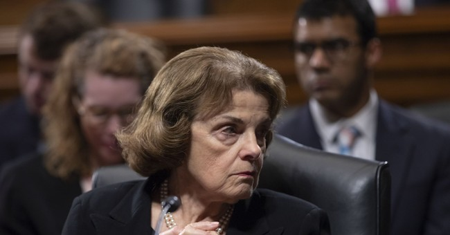 Unfair All Around: SF Chronicle Takes Feinstein To The Woodshed For Sitting On Kavanaugh Letter