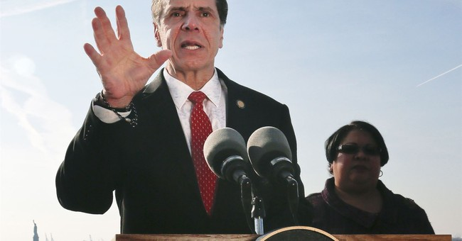 NY Governor Cuomo Angers Muslim Group by Accusing Trump of Waging 'Jihad' on Illegal Immigrants