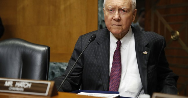 Sen. Hatch Mocks Democrats' 'Fishing Trip' for Kavanaugh Scandals