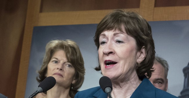 Sen. Susan Collins Won't Support A Supreme Court Nominee Who Opposes Roe