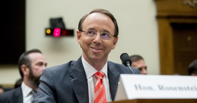 Conservative lawmakers move to impeach Rod Rosenstein, who oversees Russia probe