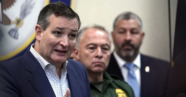 Cruz Sums Up His Views on Immigration in Four Words: 'Legal, Good. Illegal, Bad.'
