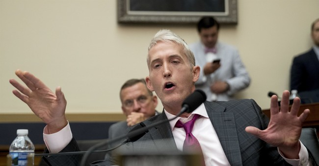 Gowdy: Trump Advisers Should Weigh Quitting If He Doesn't Heed Russia Intel