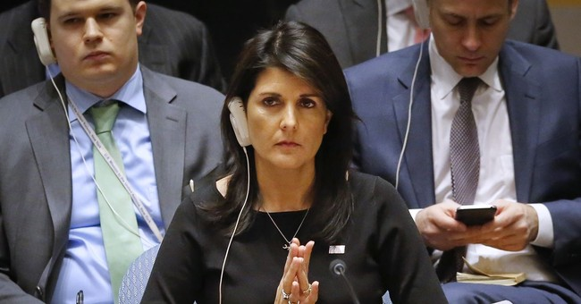Nikki Haley Says She 'Will Not Stand For' the UN 'Bullying' Israel