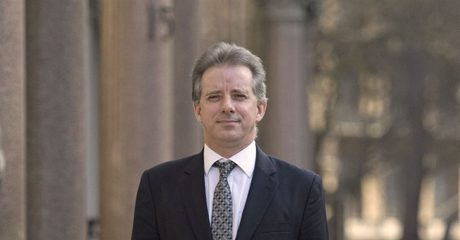 British Court Finds Christopher Steele Lied About Parts of the Dossier