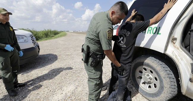 DHS Reports Drop in Border Crossings Due to Zero-Tolerance Policy