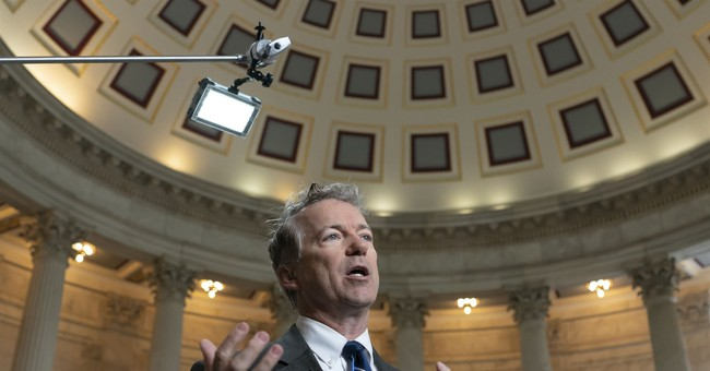 Sen. Rand Paul: Election Interference Is Not The Point Of Trump-Putin Summit