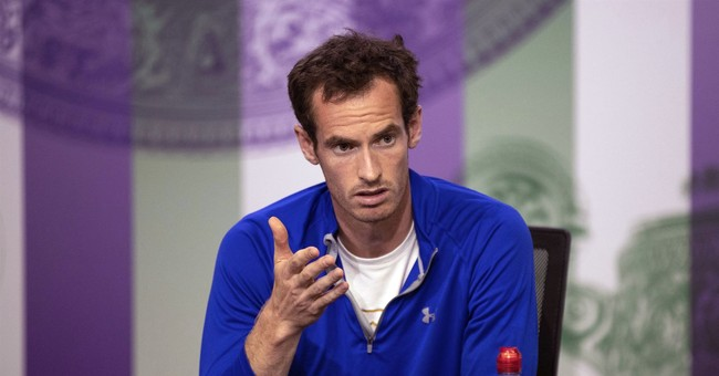 Andy Murray Gives Teary Press Conference, Fearing His Tennis Career Is Soon Over