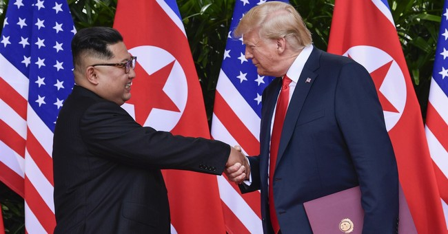 Trump: I Believe Kim Jong Un Will Honor the Contract We Signed in Singapore