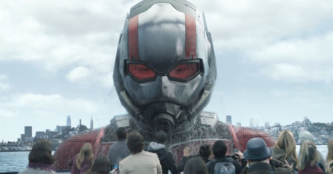 'Ant-Man and the Wasp' Offers a Satisfying Style
