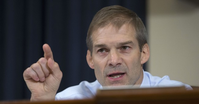 Investigators' emails to US Rep. Jordan went to bad address