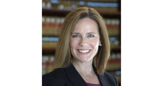 Key Senator Confirms Judge Amy Coney Barrett is Trump's Choice for SCOTUS