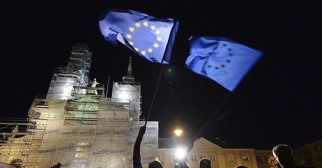 EU's Brexit Hypocrisy Has No Bounds