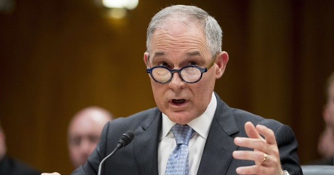 EPA Explains Pruitt Did Not Rely on Science for Last Year's Environmental Claims