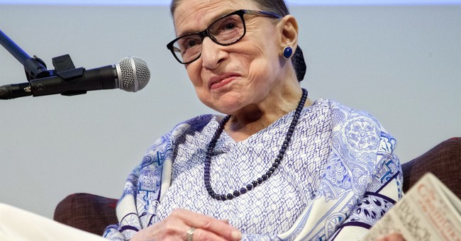 Ginsburg: 'I Have About at Least Five More Years' on Supreme Court