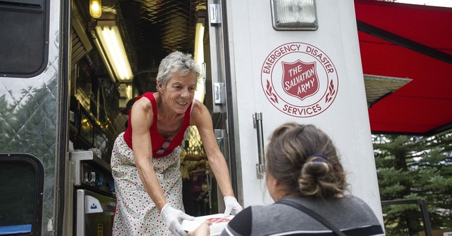 The Left Hates The Salvation Army. That's All You Need to Know About the Left