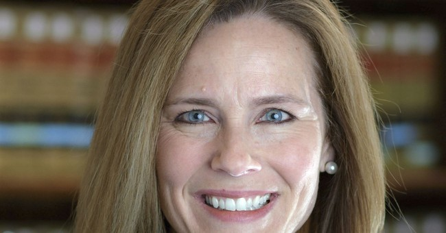 Democrats Take Aim At Amy Coney Barrett