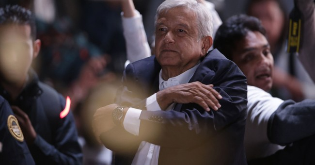 Mexico's New President Insults Trump's Policies as 'Criminal'—But Named His Son in Honor of Che Guevara